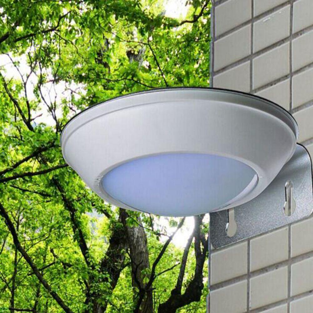 China 260lm Radar Motion Sensor Led Solar Light Waterproof 16leds Sunny Gardensolar Yard Lights Powered Lighting Street Lamp Outdoor Path Wall Security Spot