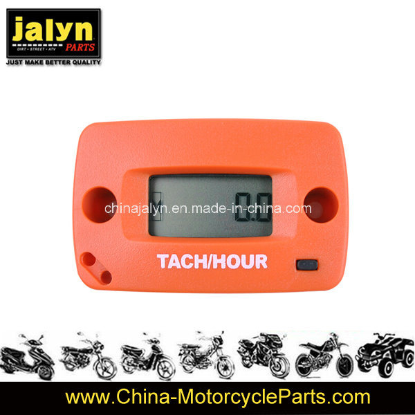[Hot Item] Motorcycle Parts Inductive Hour Meter Fit for Motorcycle / ATV /  Pit Bike