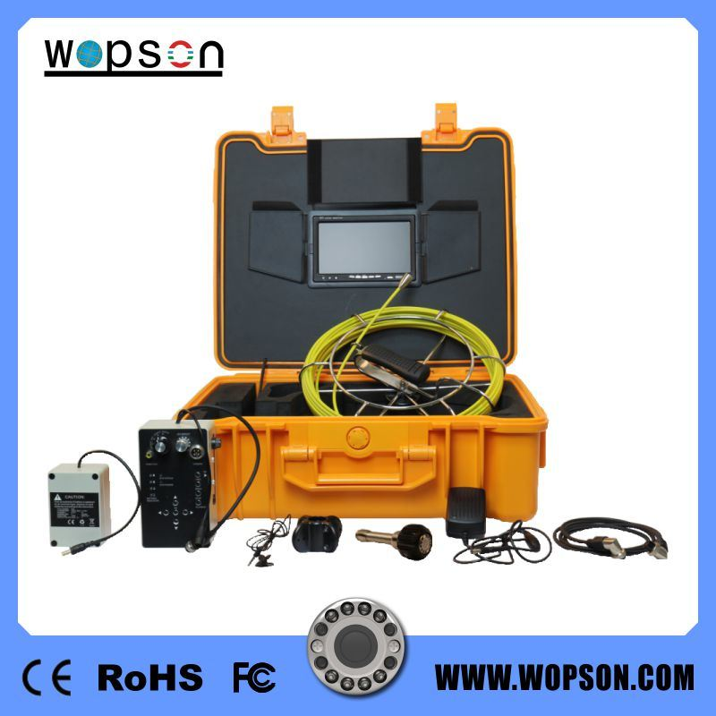 Video Camera for Drain Tube Inspection Camera
