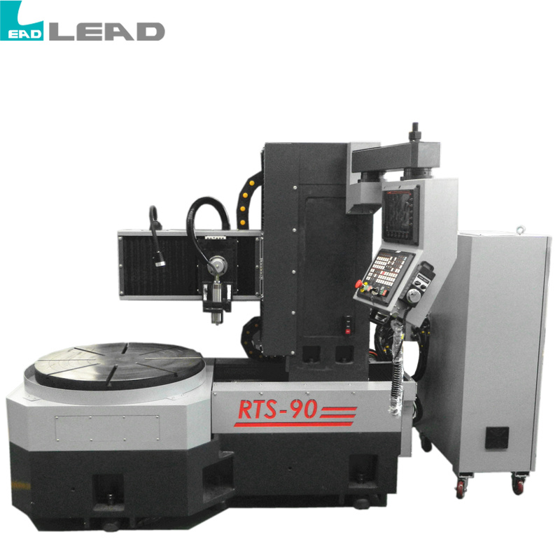 CNC Lettering Engraving Machine for Tire Mold