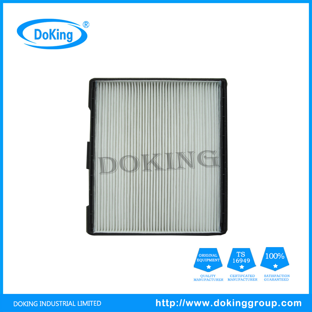 China High Performance And Good Price Cabin Air Filter 9999z 07015 Hyundai For