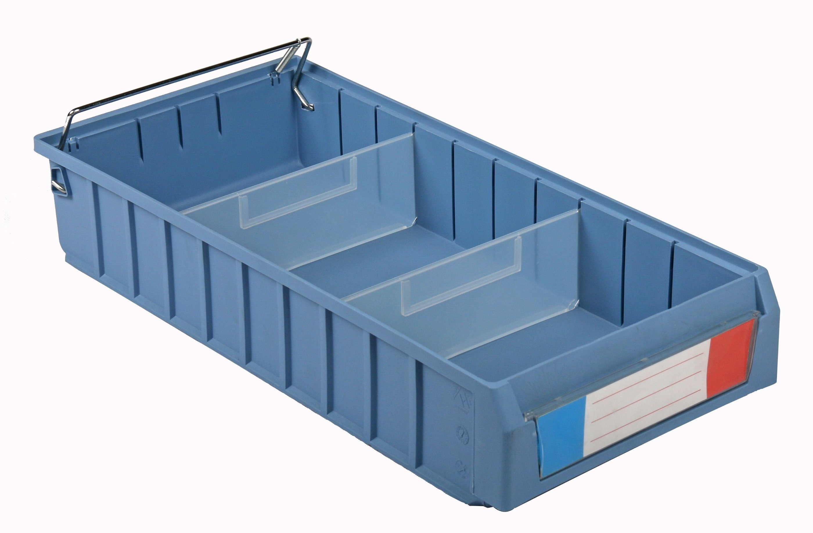 China Cheap Warehouse Plastic Stackable Plastic Storage Bins Parts