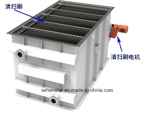 China Energy Saving of Boiler Flue Gas Plate Heat Exchanger - China ...
