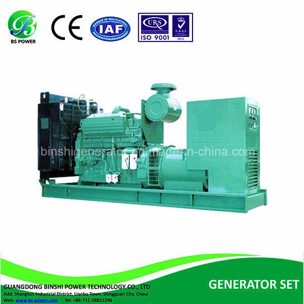 [Hot Item] 880kw/1100kVA Water Cooling Generator Set Powered by Cummins  Engine Kta38-G5 (BCS880)
