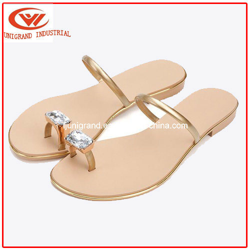 753c28a43e5 images of Female Flats Flip Flops Shoes Women Sandals Slippers for Ladies