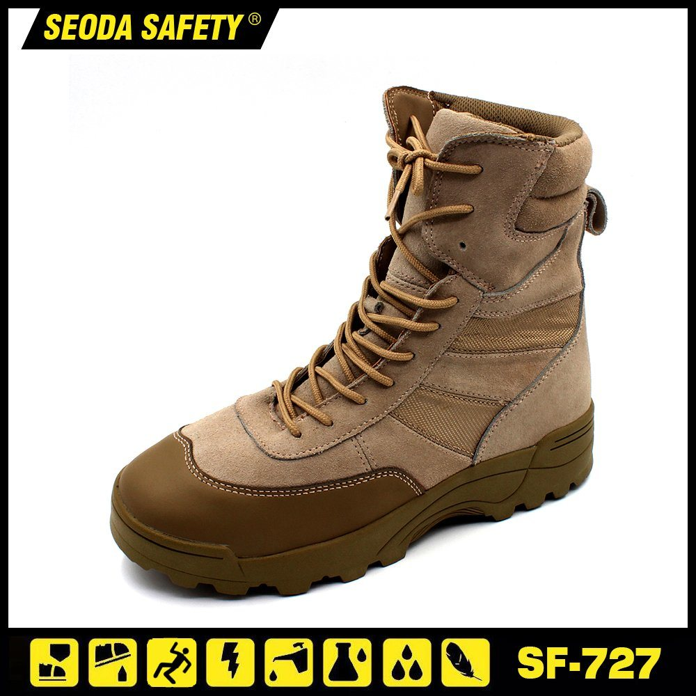 6b2bd51a5eb [Hot Item] Middle East Natural Military Combat Comfortable Breathable  Safety Boots