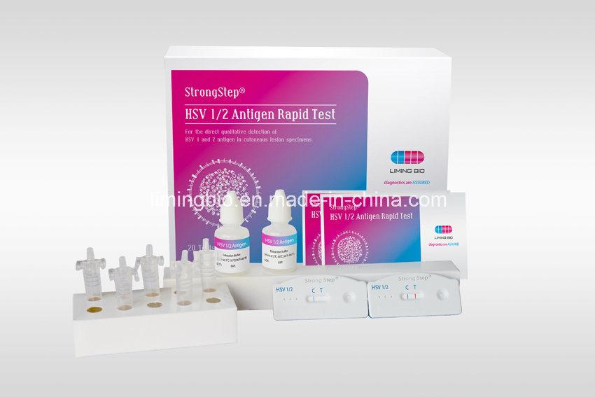[Hot Item] Herpes Simplex Virus Hsv Rapid Test