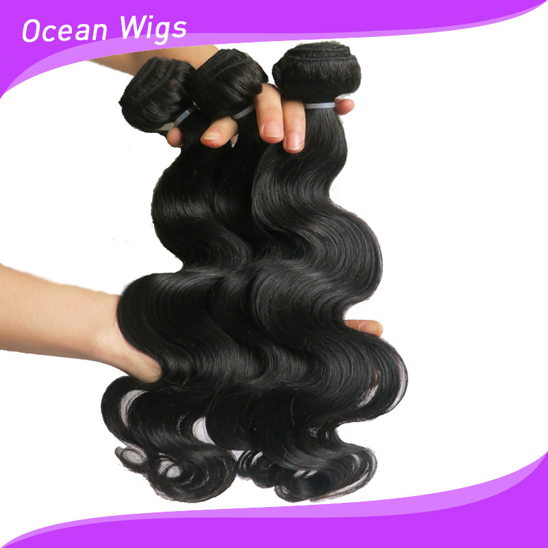 China Unprocessed Mongolian Kinky Curly Human Hair Extensions