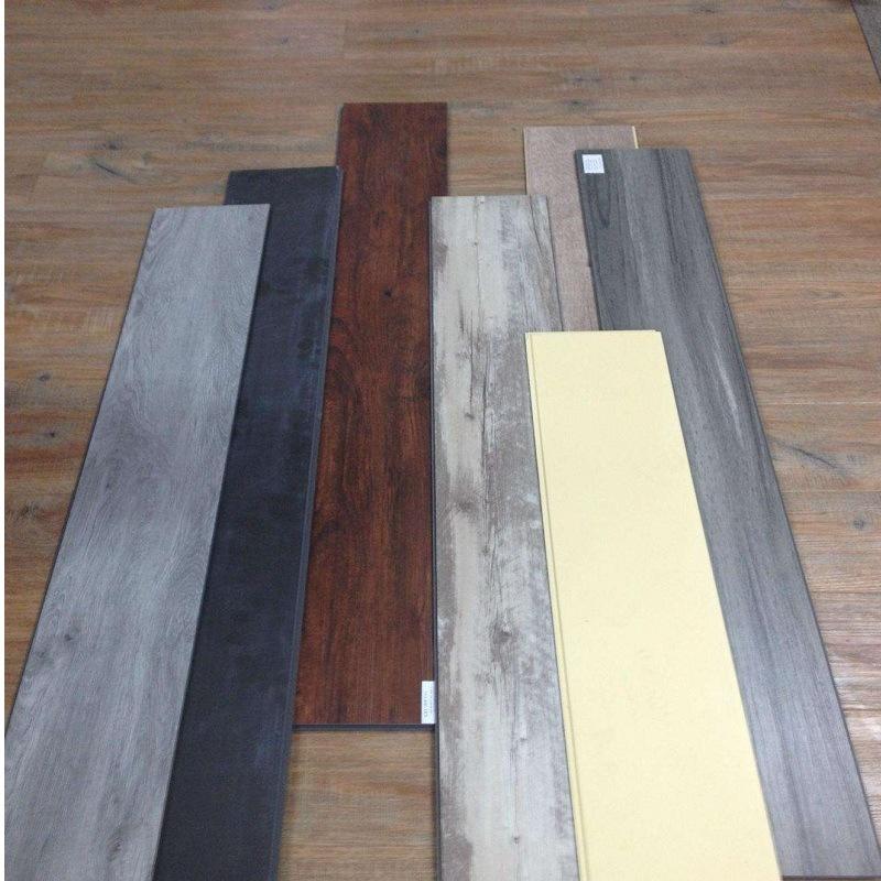 China Fast Installation Vinyl Flooring Glue Down Dry Back Loose Lay Spc