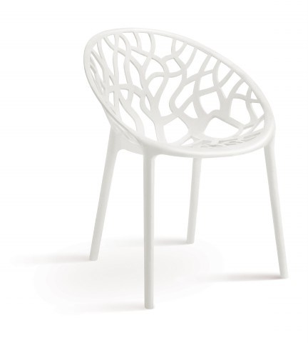 China Modern New Design Backrest Plastic Chairs - China Leisure ...