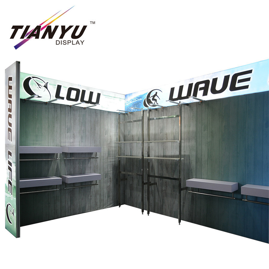 Trade Show Booth With Shelves : China trade show booth with shelf for clothes display photos