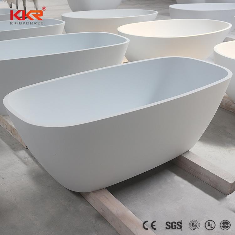 China Bathroom Corian Free Standing Artificial Stone Shower Bath ...