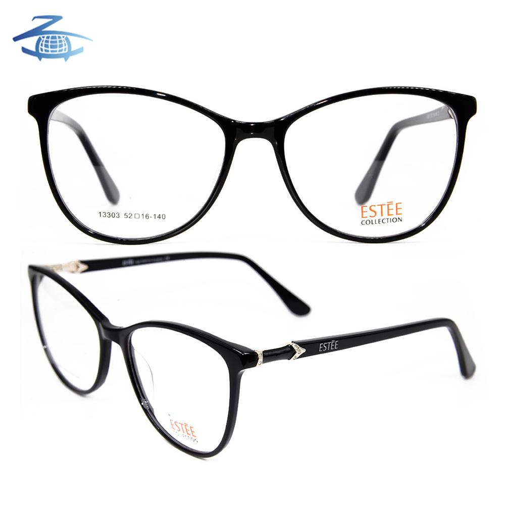 9c676f22459f China The Latest Glasses Frames for Girls Acetate Eyewear Optical Glasses  Frame - China Eyeglass Frame, Optical Frame