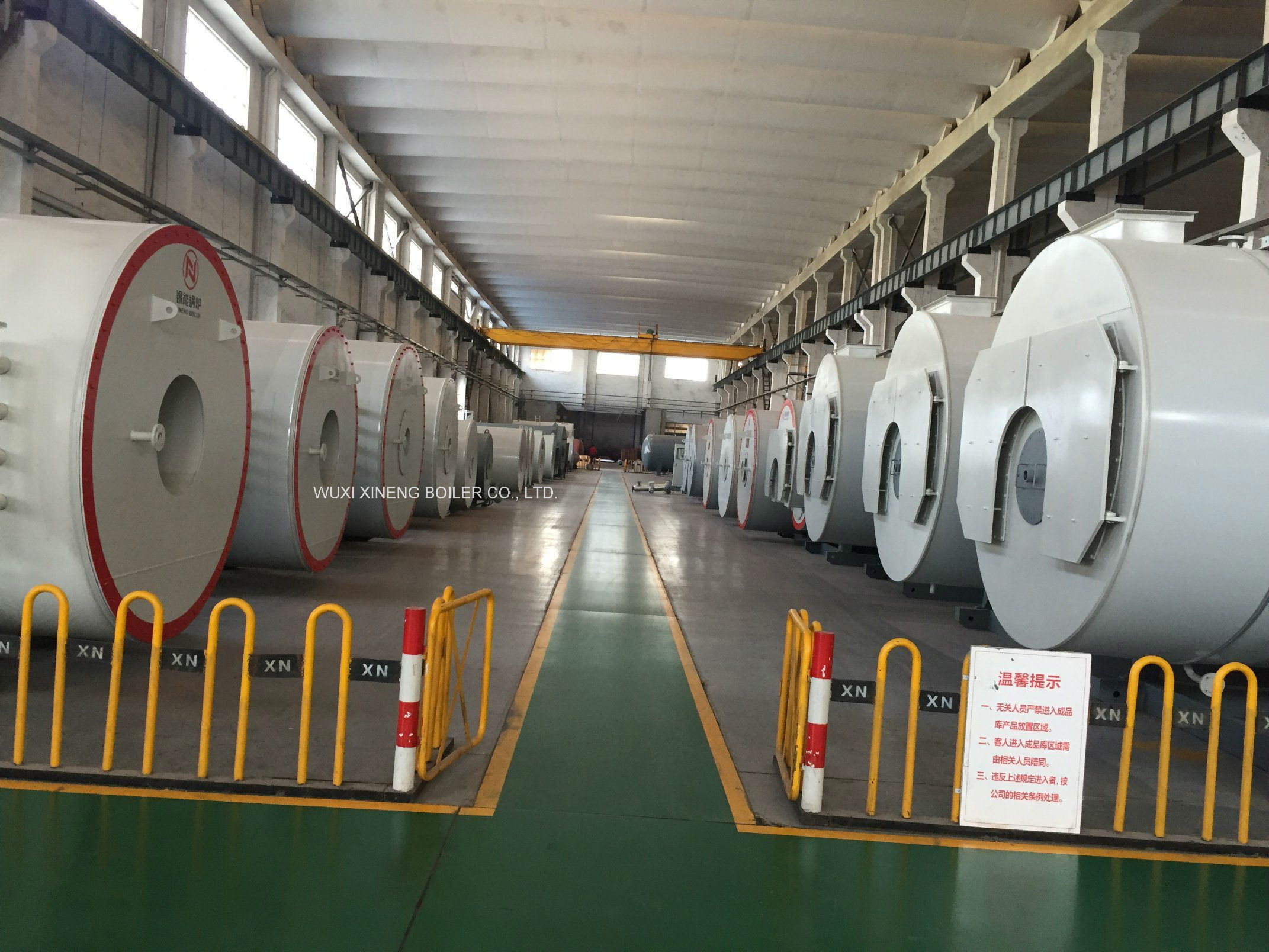 China Szs Oil Fired Steam Boiler/Hot- Water Boiler Photos & Pictures ...