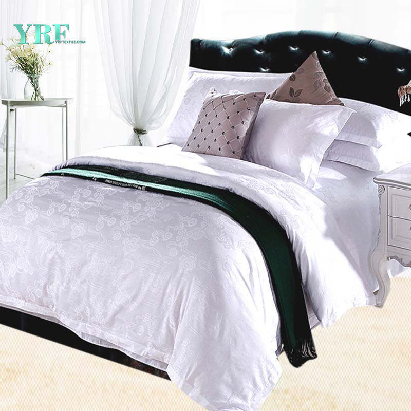 China Yrf 100 Egyptian Cotton Luxury Hotel Bedding Sets Soft Bed Linen Sheet Set