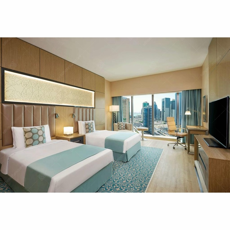 Wholesale Contemporary Modern Design Hotel King Bed Room ...