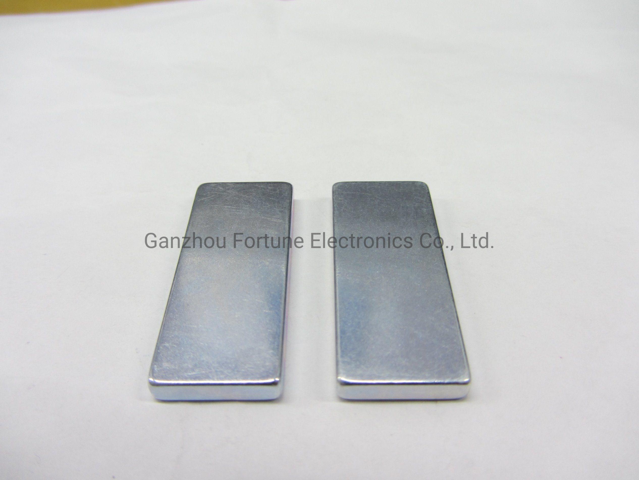 Super Powerful Strongest Rare Earth Neodymium Block Permanent Magnet 40*40*20