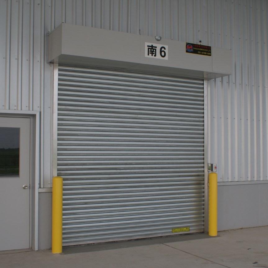 Entry Metal Gate Door, Steel Roll Up Garage Doors