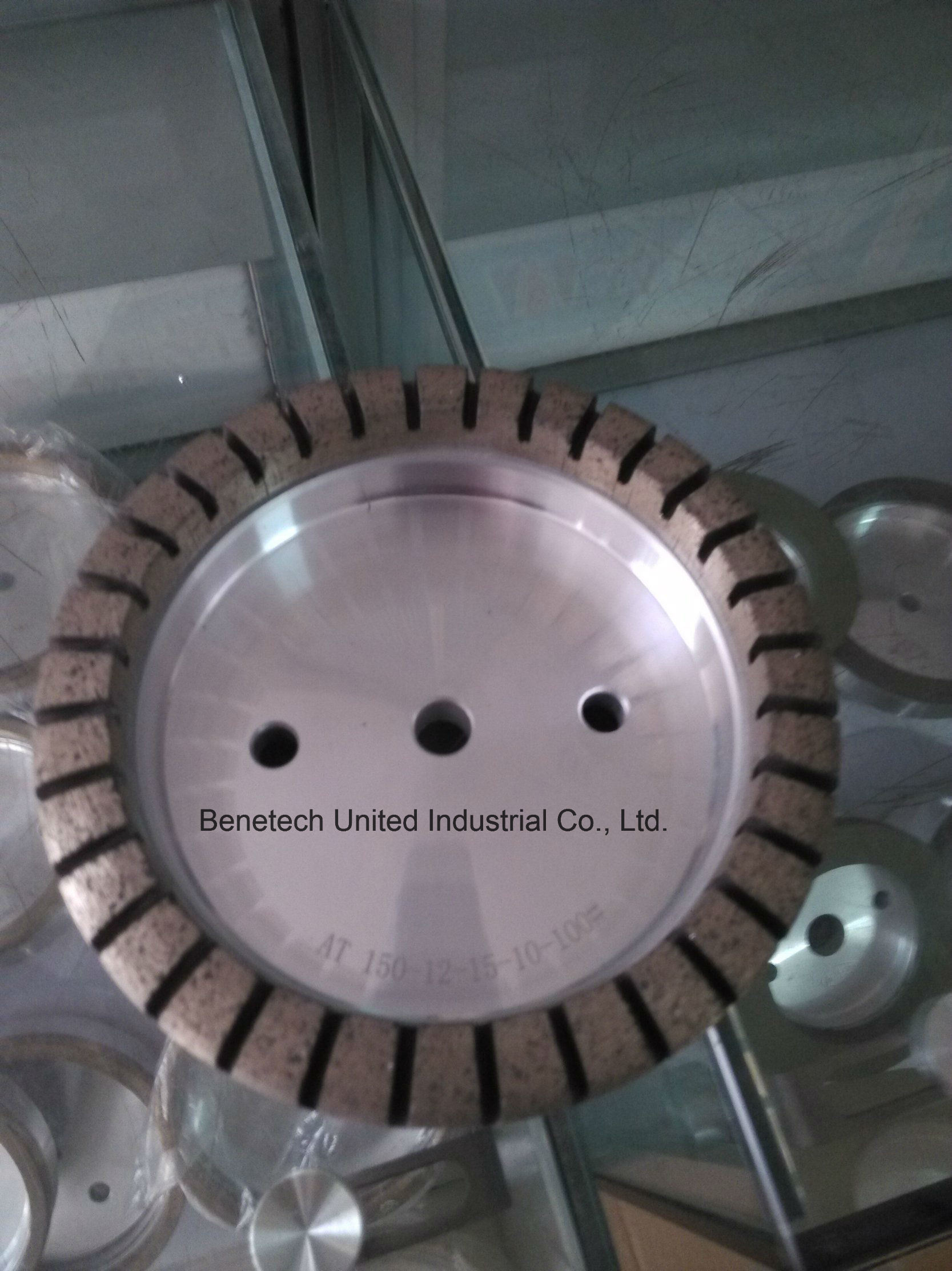 Good Price Glass Diamond Wheel (Full Segemated)