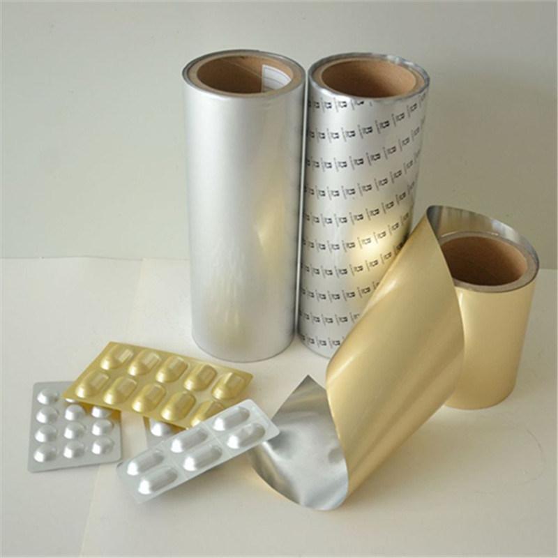 China Blister Medical Packing Aluminium Foil - China Pharmaceutical  Aluminium Foil, Aluminum Foil for Blister Packaging