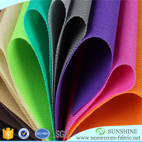 Nonwoven Fabric Color Fabric for Tela De Polipropileno pictures & photos
