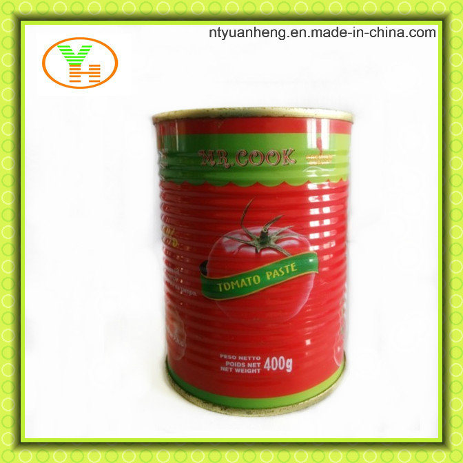 Manufacturer Chinese Supplier Canned Tomato Paste Food pictures & photos