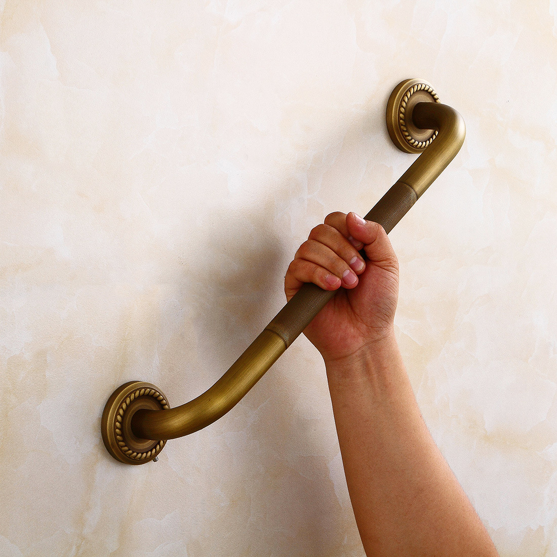 Flg Safety Antique Bathroom Accessories Single Grab Bar pictures & photos