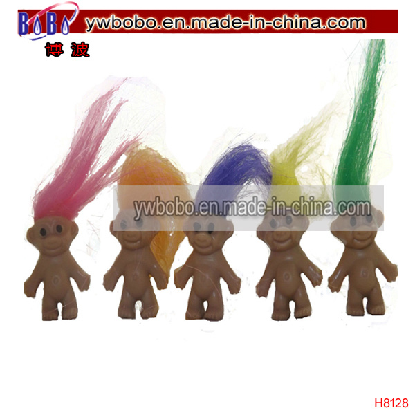 Halloween Decoration Party Gift Mini Trolls Novelty Toys (H8128)