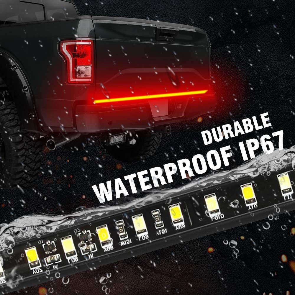 China 5 Function Led Truck Tailgate Light Bar Strip Light