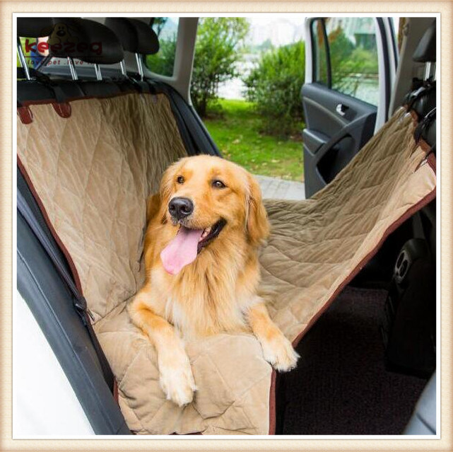 car deluxe seat hammock covers furniture dog protector chic microfiber style