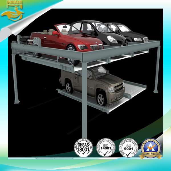 Automatic Puzzle Parking System (2-layer)