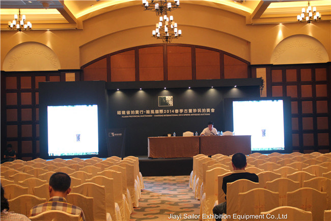 Antique Display Stage Exhibition with LED Screen pictures & photos
