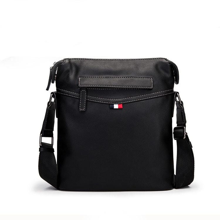 Hot Item Leather Messenger Bag Mens Man Bags Designer