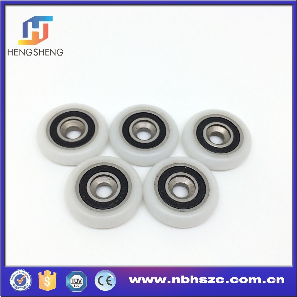 Pulley Wheels with Bearings