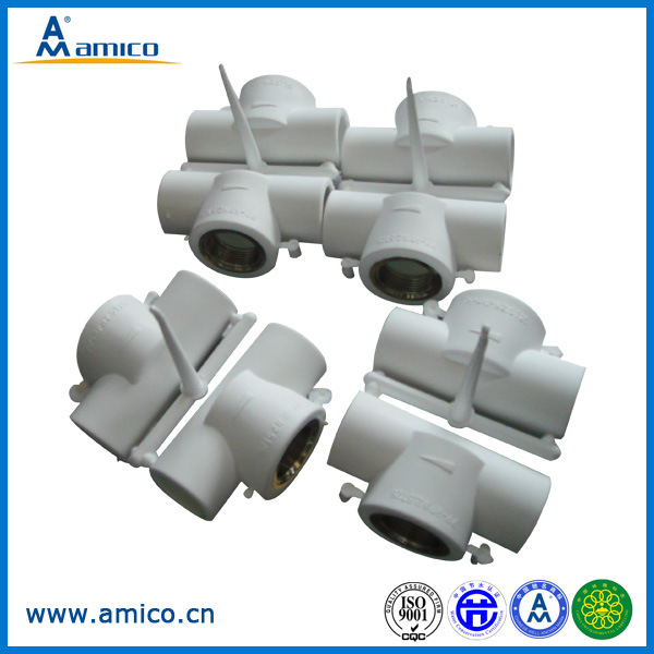 (A) Manufacturer Amico Factory PPR Fittings with High Quality