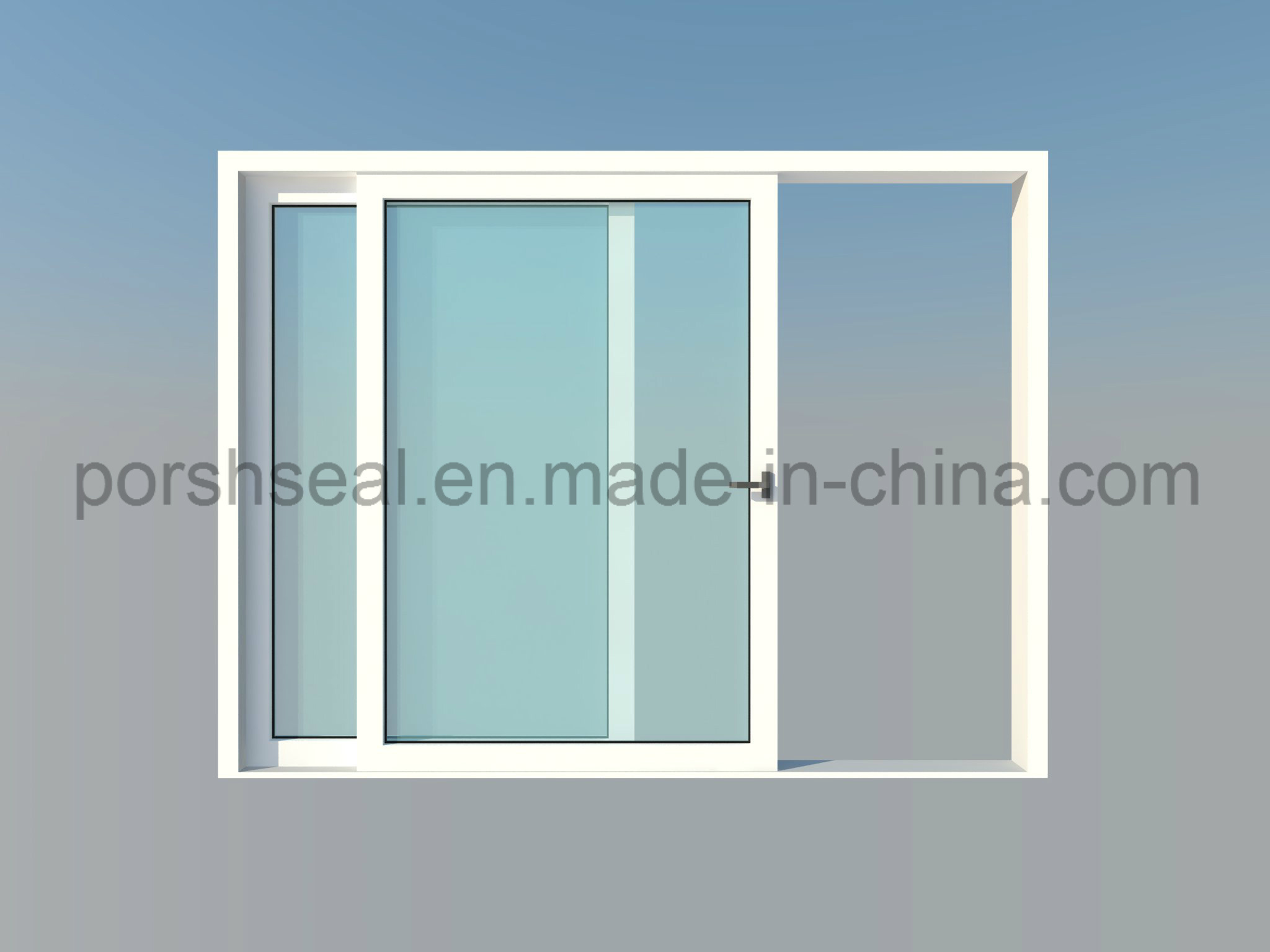 China Upvc Top Hung Sliding Door Glass Sliding Door Door China