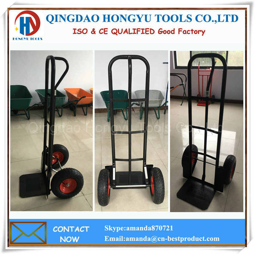 350kgs Extra Heavy Duty Metal Hand Trolley P Trolley pictures & photos