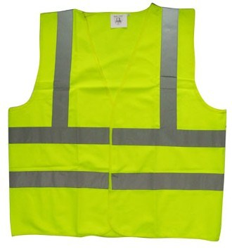 High-Visibility Reflective Safety Vest 802