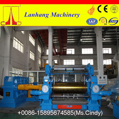 2017 High Quality Two Roll Mixing Mill