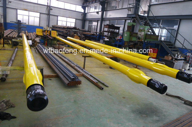 Oil & Gas Equipment Single Screw Pump Glb75-47 PC Pump Fittings Flange Tees Rods pictures & photos