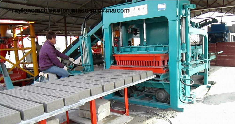 Cost Effectiv Automatic Block Making Machine