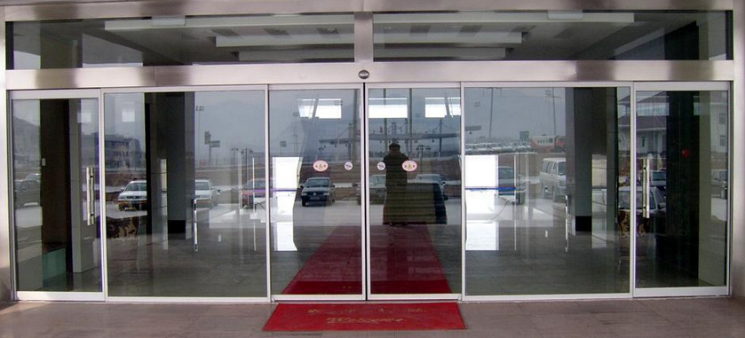 China Automatic Sliding Glass Door With Sensor Ds 100 Photos