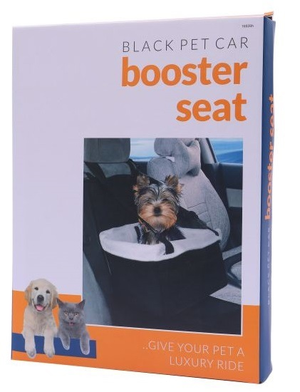 Pet Car Seat Carrier For Dog Cat Lookout Booster