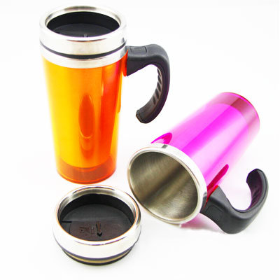 china stainless steel travel mug coffee mug sport mug gift mug