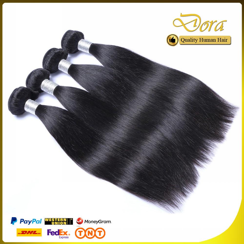 China Wholesale Natural Human Hair Weave Mink Bundles Cuticle Virgin