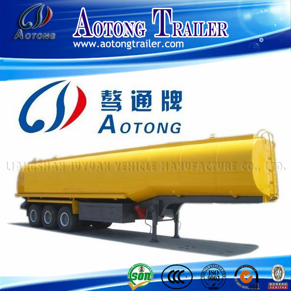 40 000 Lt Fuel Oil Tanker Semi Trailer pictures & photos
