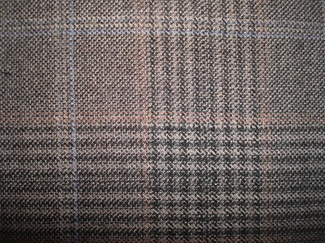 Wool Bamboo Yarn Dyed Check Fabric pictures & photos