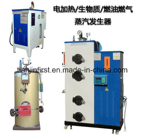 China 2016 New Oil/ Gas Fired Vertical Steam Boiler - China Boiler ...