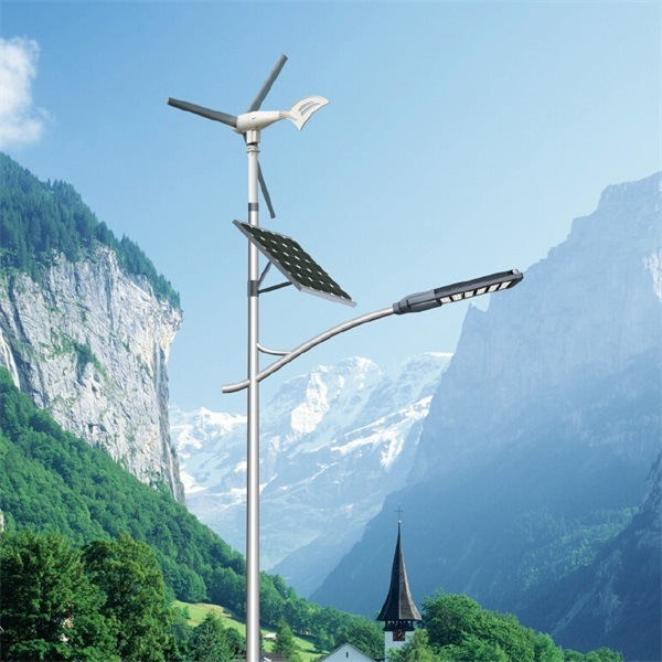 Wind Solar Hybrid LED Street Lighting Lamps Trusted by Contractor (BDTYN01)