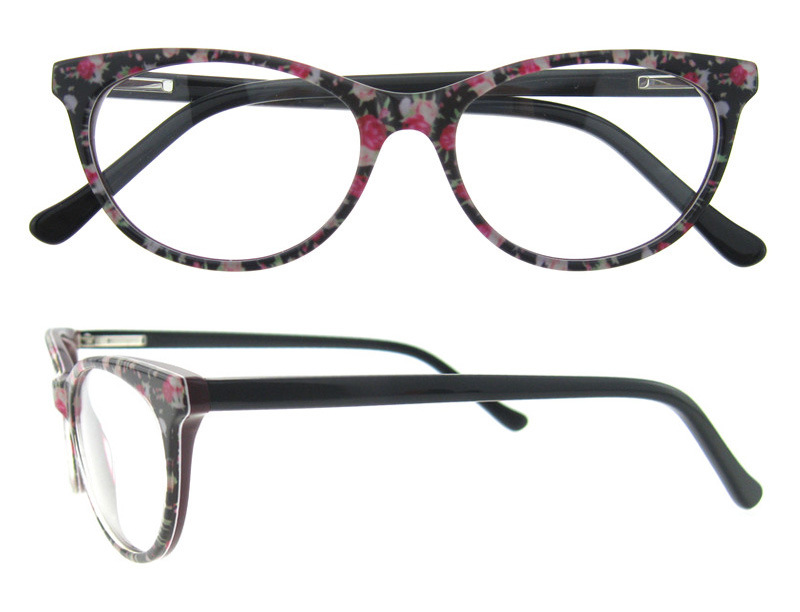 Wholesale Eyewear Frame Fashion Eyeglass Optical Frame with Ce and FDA pictures & photos